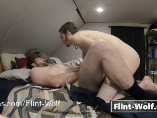 Str8 Chief Length Of Existence Anal Bareback (onlyfans.com/flint-wolf)