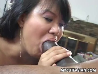 Black Gay Blade Has Neat As A Pin Hot Asian Bird Helter-skelter Ravage